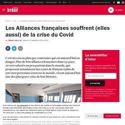 Les Alliances françaises souffrent (elles aussi) de la crise du Covid