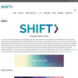 Allies ⋆ SHIFT>