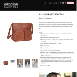 Allison Butterscotch