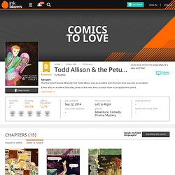 Todd Allison & the Petunia Violet : Manga / Comic Series on MangaMagazine.net