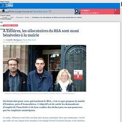 A Estaires, les allocataires du RSA sont aussi bénévoles à la mairie
