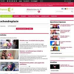 Allodocteurs.fr : achondroplasie