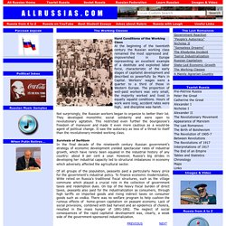 ALLRUSSIAS - The Working Classes