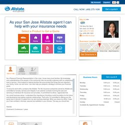 Auto Insurance Agent San Jose