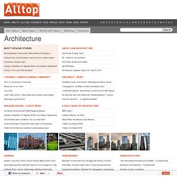 Alltop - Top Architecture News