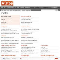 Alltop - Top Coffee News