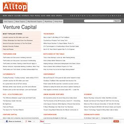 Alltop - Top Venture Capital News