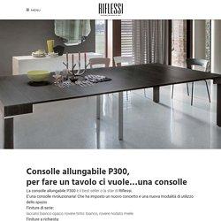 ConsolleallungabileP300: Rivoluzione di spazio - Riflessi