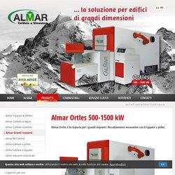 ALMAR - Caldaie a biomassa