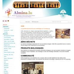 Almina - Annuaire - Magasins Bio - OUNI