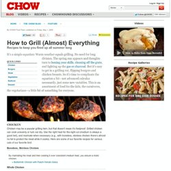 How to Grill (Almost) Everything - Feature