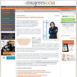 Almudena Román, ING Direct España - Mujeres&cia