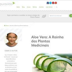 Aloe Vera: A Rainha das Plantas Medicinais