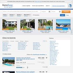 Férias Madeira Baratas, Alojamento em apartamentos e casas para alugar