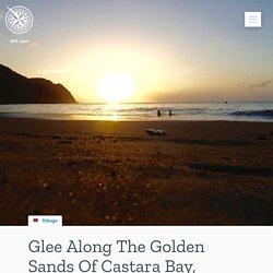 Glee Along The Golden Sands Of Castara Bay, Tobago
