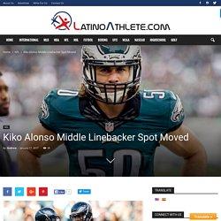 Bills Moving Kiko Alonso To OLB