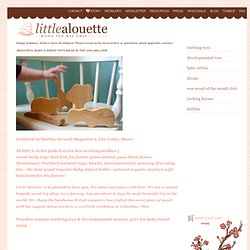 Little Alouette Wooden Toys