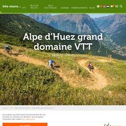 VTT Alpe d'Huez : Bike park, grand domaine VTT Alpe d'Huez