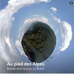 Au pied des Alpes by AlainLorfevre