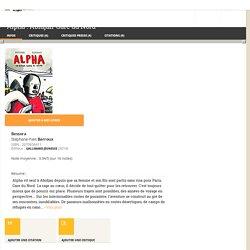 Alpha : Abidjan-Gare du Nord - Bessora