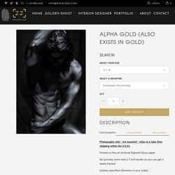 ALPHA GOLD Black & White