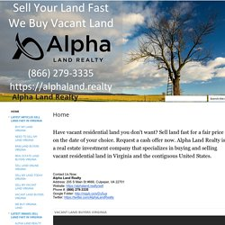 Alpha Land Realty