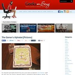 The Gamer's Alphabet