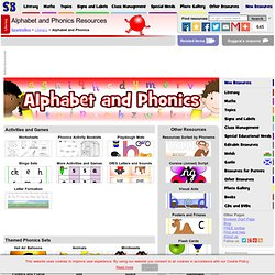 Alphabet (ABCs) & Phonics Teaching Resources