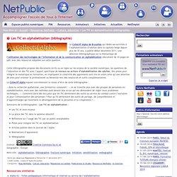 Les TIC en alphabétisation (bibliographie)
