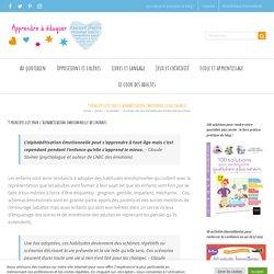 9 principes clés pour l'alphabétisation émotionnelle des enfants