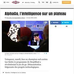AlphaGo, l'intelligence sur un plateau