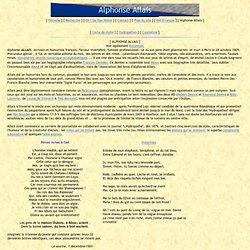 Alphonse Allais - EVENE