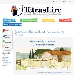 Paul Arène et Alphonse Daudet : deux écrivains de Provence - TétrasLire