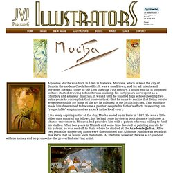 Alphonse Mucha Biography