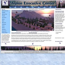 Alpine Executive Center