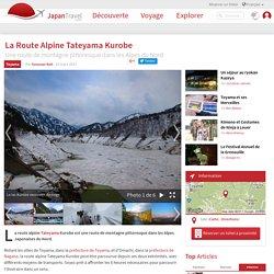 La Route Alpine Tateyama Kurobe - Toyama - Japan Travel - Préparez votre séjour