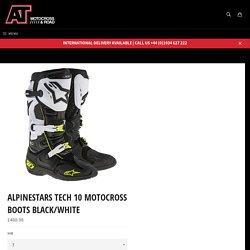 Shop The Famous Alpinestar Tech 10 Motocross Boots in UK