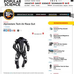 Alpinestars Tech Air Race Suit