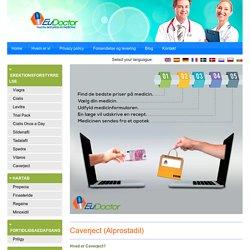 Køb Alprostadil injektion online