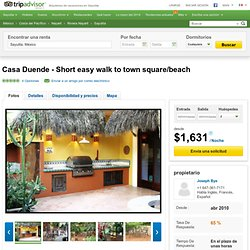 Casa Duende - $500 Week until Sept/ close to beach