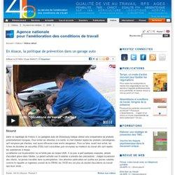 VIDEO 4 la politique de prévention dans un garage auto