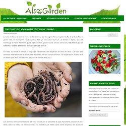 Tout tout tout, vous saurez tout sur le lombric... - Blog Alsagarden - Plantes, Jardins, Actualités...