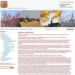 Historique Alsetex alias La Poudrière