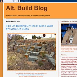 Alt. Build Blog