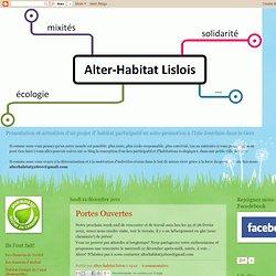 Alter-habitat lislois