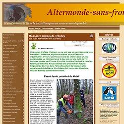 Massacre au bois de Tronçais