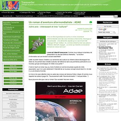 Un roman d'aventure altermondialiste : ADAE - TransverSel