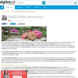 ALTERNANCE Nantes : Emploi et Formations à Nantes