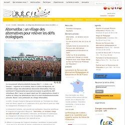 Alternatiba : un village des alternatives pour relever les défis écologiques