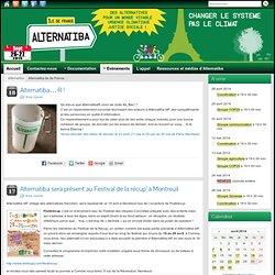 Ile de France - Un site utilisant Alternatiba